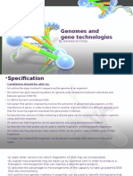 Genomes A2 Ppt