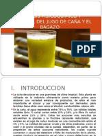 Diapositivas de Tecnologia Azucarera