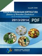 Watermark _5204005_Statistik Perusahaan Hortokultura 2013-2014