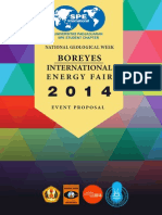 Boreyes 2014 Event Proposal