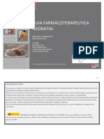 Guia Farmacoterapeutica Neonatal Nueva 2011