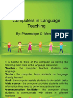 computers in language teaching
