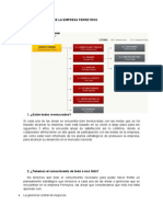Organigrama de La Empresa Ferreyros