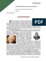 Clase Integradora 2013