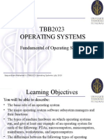 Lecture 1 - Fundamentals Of Operating System.ppt