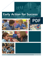 early-action-for-success-strategy