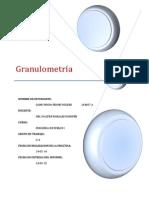 Ensayo de Análisis Granulométrico Por Tamizado