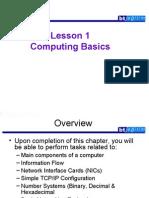 Computing Basics