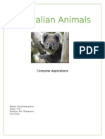 annaliese grove 8 1  animals  text