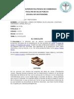 Pasteleria Choco