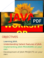 JAVA+WORKSHOP+by+LOVA+RAJU