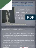Abordaje Sistemico de Violemcia Intrafamiliar