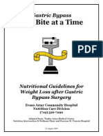 Bariatric Booklet