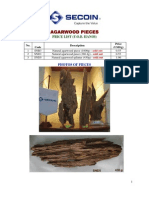 Offer - Agarwood Pieces and Kynam