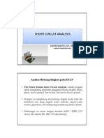 01short Circuit Analysis Dg Etapa