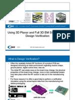 EM Simulators for PCB Design Verification