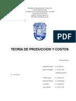 Teoria de La Produccin y de Los Costos1