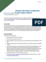 Rotary Grants