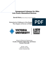 David Fitrio PhD Thesis Power Management Schemes