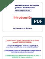 1. Introducción a ingenieria de materiales 2015