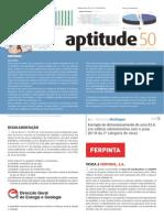 Apta-Aptitude Nº 50