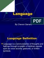 Language Garr Ard