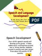 Speech and Language Development 09.10
