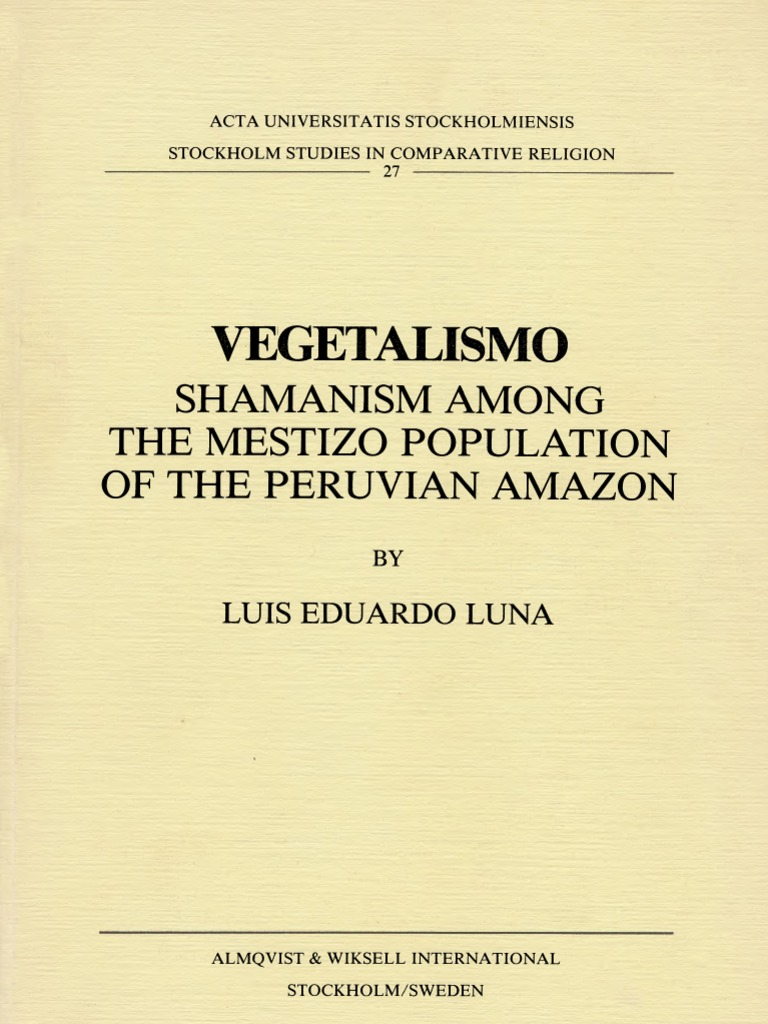 Doctoral in shamanism thesis