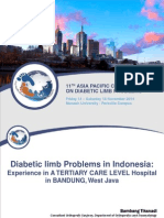 11th APAC Conference on Diabetic Limb Problems