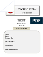 Assignment Engineering Mechanics F1 and F2.pdf