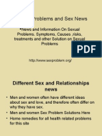 Sex Problem News - Sexproblem.org