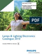 Philips 2010 European Lamps