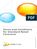 Simply Energy - Standard Retail Contracts