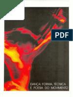 Dança - Forma, Técnica e Poesia Do Movimento - Na Perspectiva de Construção de Sentidos Coreográficos