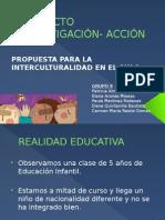 Proyecto Investigación- Acción