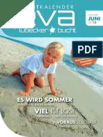 Eva -Eventkalender der Lübecker Bucht Juni 2015