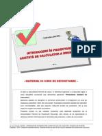 Introducere in Proiectare Asistata de Calculator - Programul Piste 5