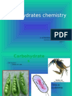 CARBOHYDRATES CHEMISTRY, lecture for 1st year M B B S . delivered by Dr mohammad waseem kausar