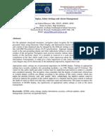 Article Ecdis Display Safety Settings and Alarm Mgt