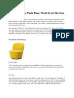 Top 10 IKEA Chairs