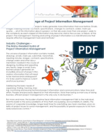 The Art of Effective Project Information Management