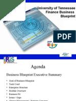 Blueprint Presentation Formal