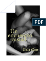 Un Encuentro Casual - Gala Gon