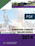 Kabupaten Cirebon Dalam Angka 2014