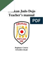 Beginner Course Teacher Manual