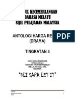 Antologi Harga Remaja Drama