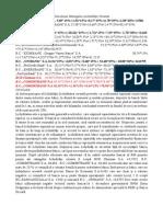 Calcularea Ratingului Lichidității Curente