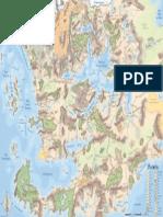 Mapa de Faerun