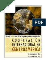 Cooperacion en Centroamerica