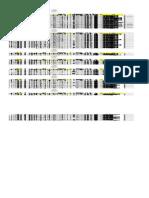 Data Petani Organik Model Tabel Baru-baru